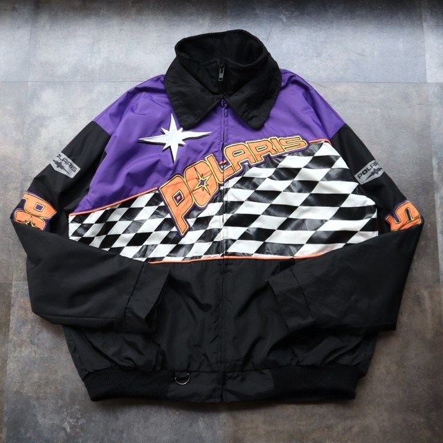made in USA  Racing jacket