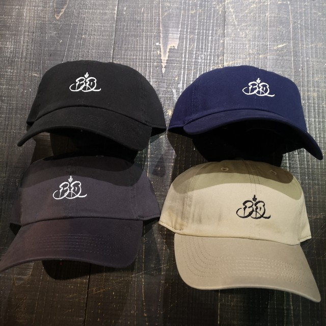 "BLACK DALLAS ""BP3"" CAP BLACK, NAVY, CHARCOAL, BEIGE"