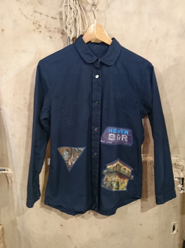 UNDER COVERISM Collage Shirt