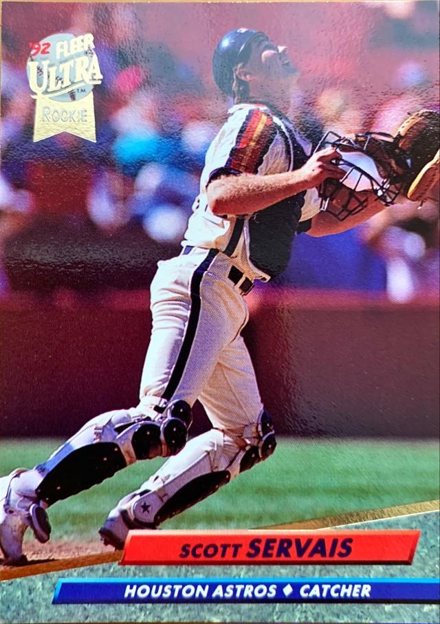 MLBカード 93FLEER Roger McDowell #058 DODGERS