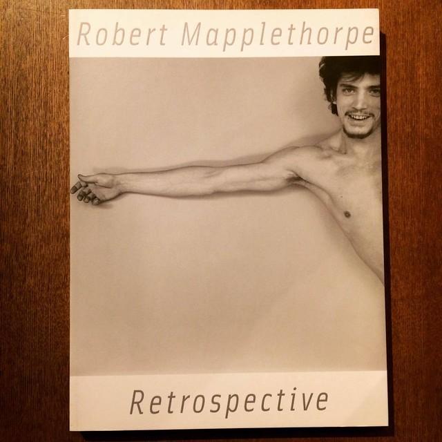 図録「ロバート・メイプルソープ展 Robert Mapplethorpe Retrospective」 - メイン画像