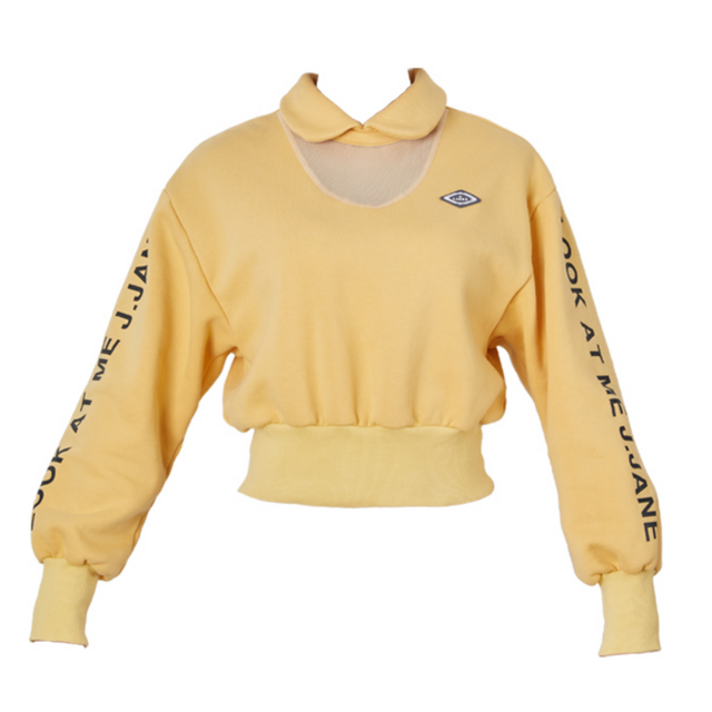 Look at me MTM 21f/w (Yellow)