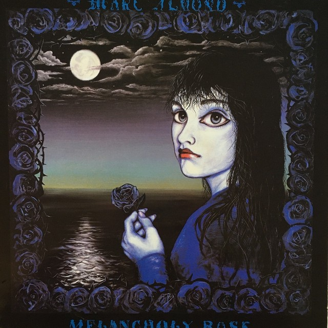【12inch・英盤】Marc Almond  / Melancholy Rose