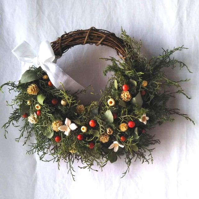 Pop Christmas wreath