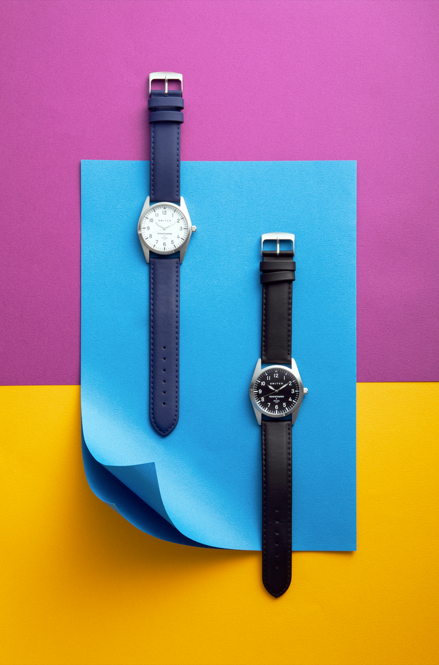 SWITCH 30th Anniversary JEAN DIADEM x STAG WATCH