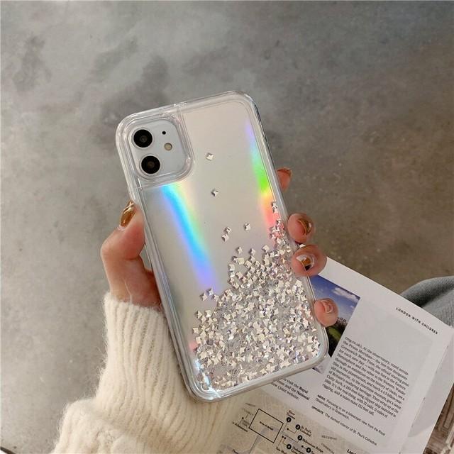 Glitter shining Diamond iPhone case