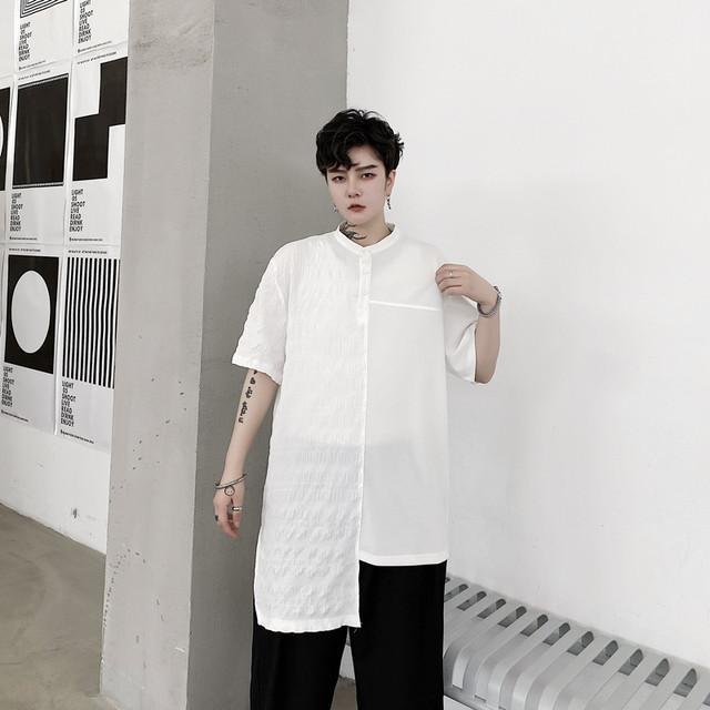 ファッション 無地 カジュアル Tシャツ 半袖 メンズ ラウンドネック|全国送料無料! ma0300