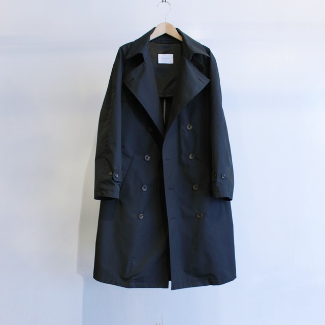 G.E.R (Garage.U.W Exclusive Reciprocity)GABA TRENCH COAT