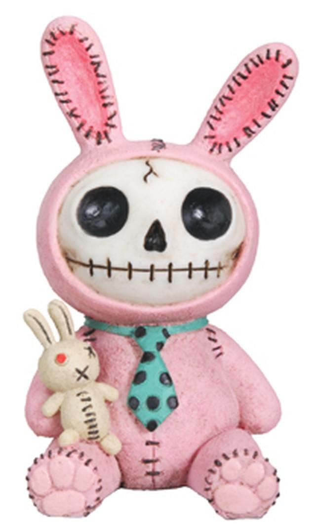 Furry Bones ファーリーボーンズ ピンクウサギ YTC7598