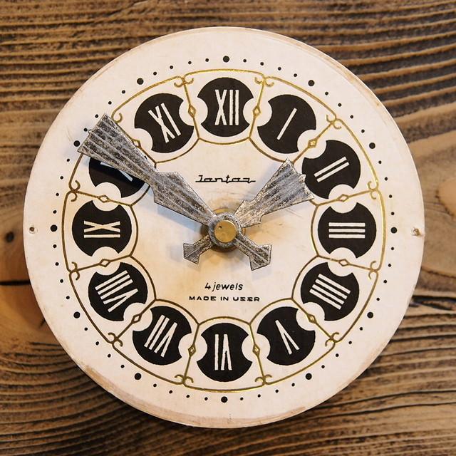 リプロダクト・壁掛け時計 厚紙文字盤 JOIE INFINIE DESIGN