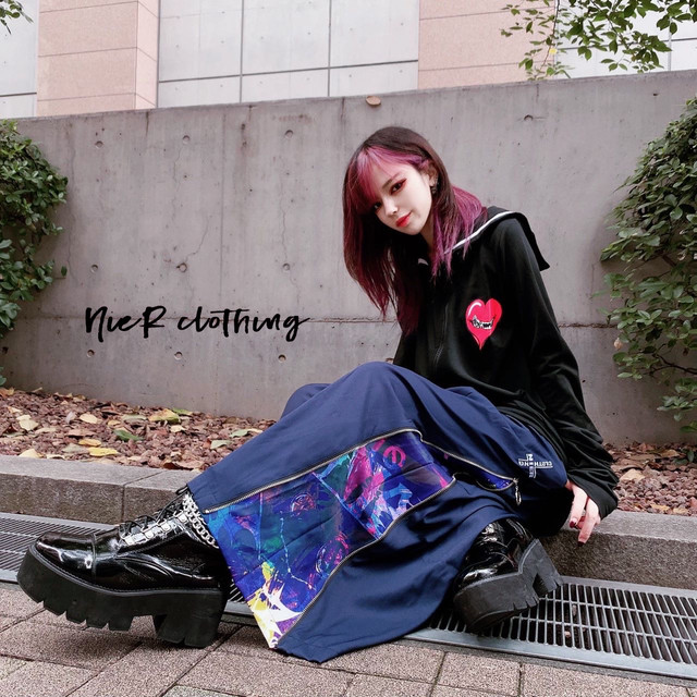 2WAY WIDE PANTS【ABYSS】