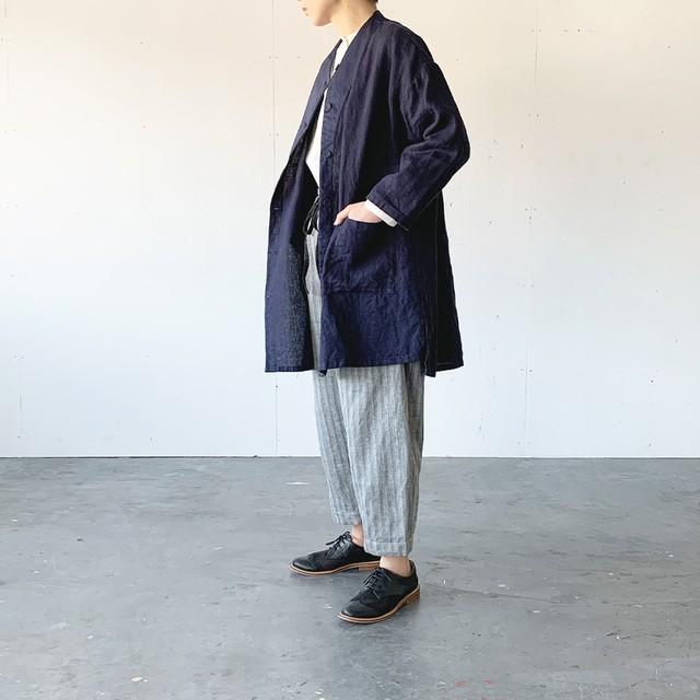 asabukuro coat [navy]