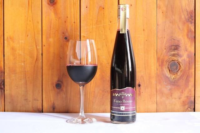 Fino Rosso (ノンアルコール赤ワイン:ぶどうジュース)500mL