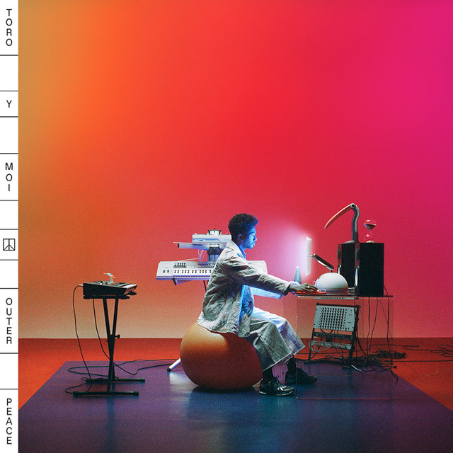 Toro Y Moi / Outer Peace(Ltd LP)
