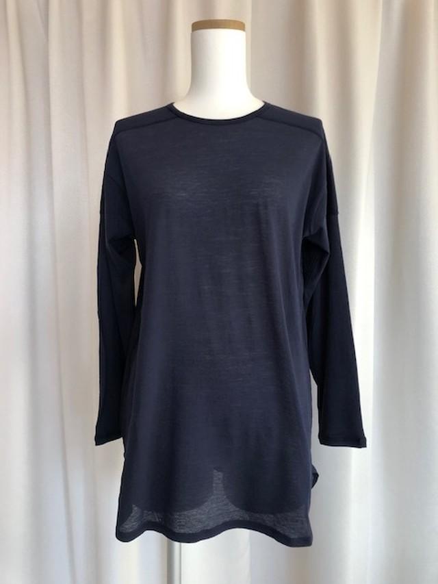 FUMIE TANAKA-right long T shirt