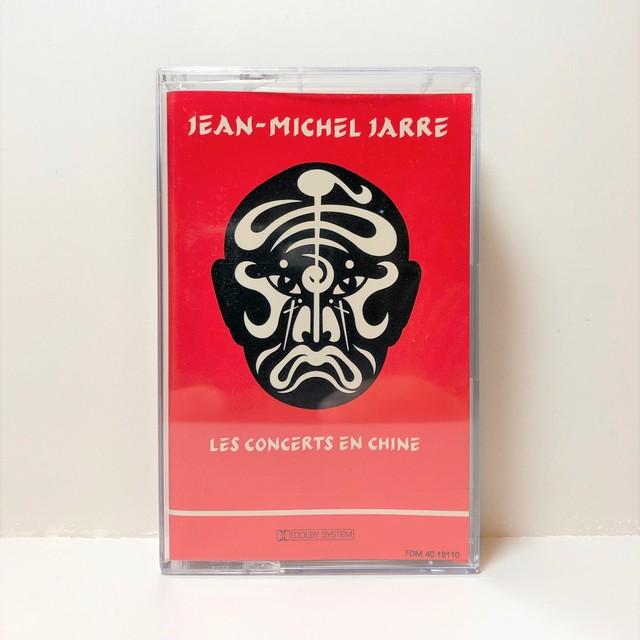 [中古カセット]  Jean-Michel Jarre – Les Concerts En Chine