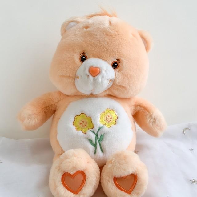 【Care Bears】《お得価格》2003年歌うケアベア シンギング フレンドベア/ぬいぐるみ