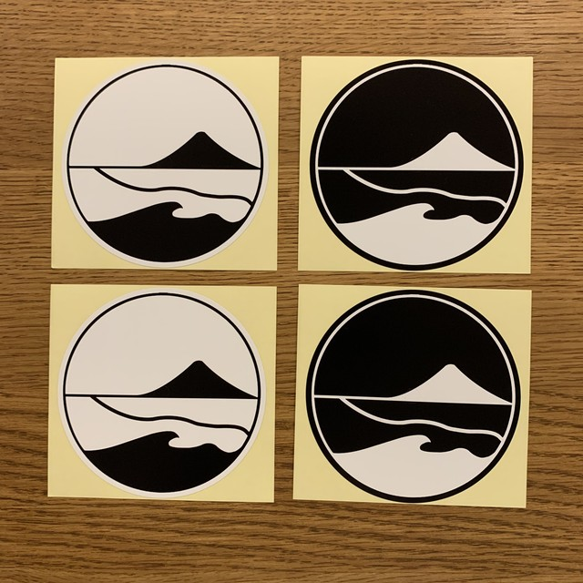 Chilly Source Control Vinyl Sticker 4set