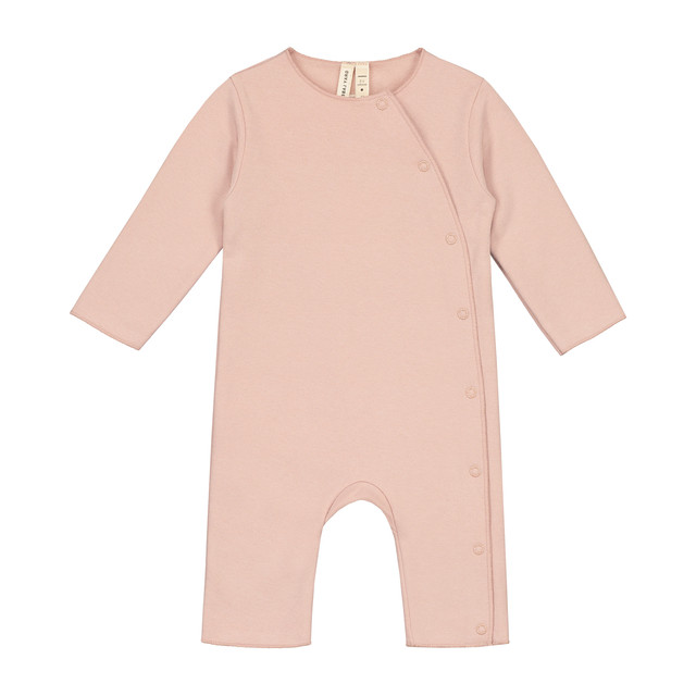 GRAY LABEL / Baby Suit with Snaps[Vintage Pink]