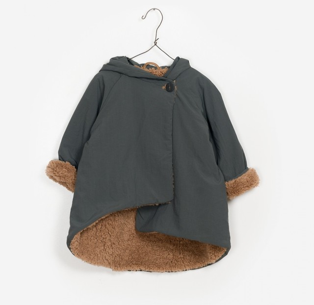 Play Up プレイアップ Waterproof parka with lining size:10Y(145)・12Y(150)