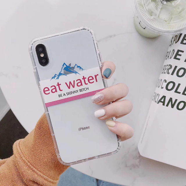 【オーダー商品】Water iphone case