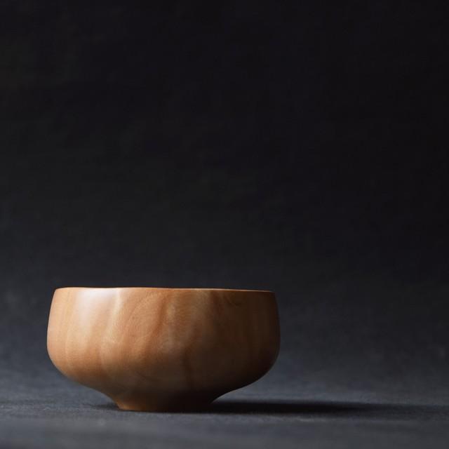 北山栄太 Eita Kitayama   カバ・茶椀(ガラスコーティング)