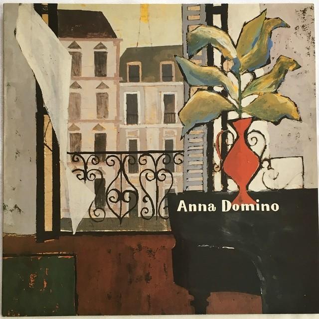 【LP・ベルギー盤】Anna Domino / Anna Domino