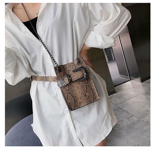 Animal Mini Bag