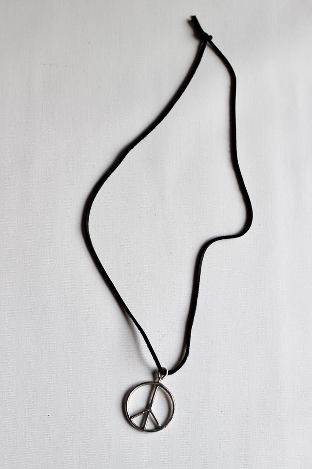 【Needles】peace pendant-deer coad/925 silver