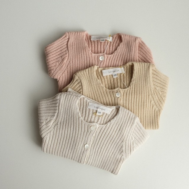 more sale 40%OFF ¥6,264→¥3,759 benebene BABY CHECK STRING OPS(12M,18Mサイズ展開)