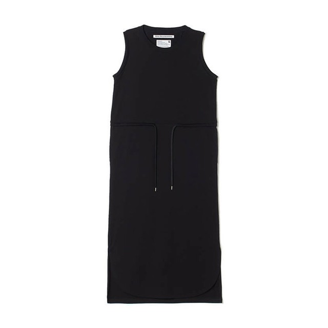 White Mountaineering / NO SLEEVE DRESS[BLACK]