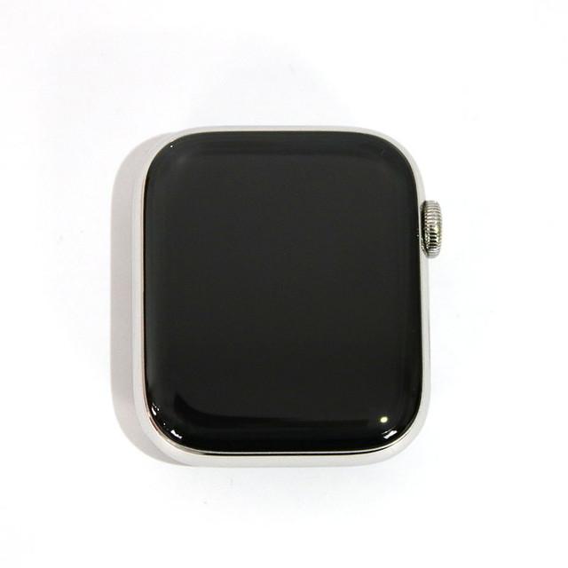 【美品】APPLE WATCH / アップルウォッチ | × Hermes / エルメス / Series 4 GPS+Cellularモデル 44mm | メンズ