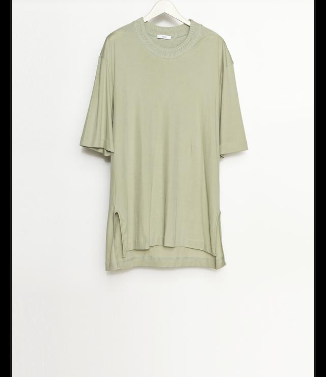 Combination Cut-Sew / L.Green