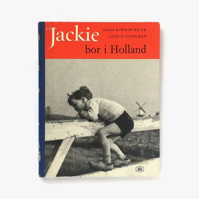 アストリッド・リンドグレーン:文「Jackie bor i Holland(オランダのヤッキィ)」《1971-01》