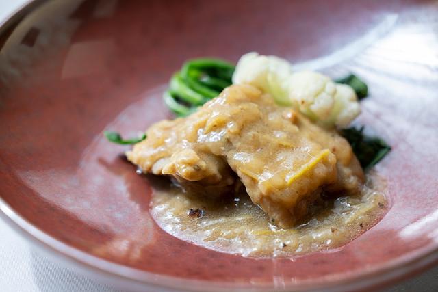 播州赤鶏のカチャトーラ