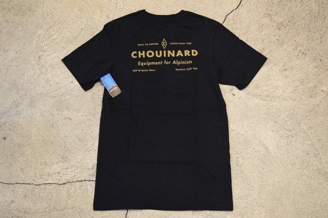 Deadstock patagonia Chouinard  T-shirt -X-Small 0911