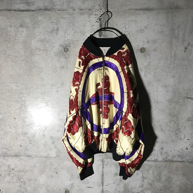[used] Journey designed poly jacket