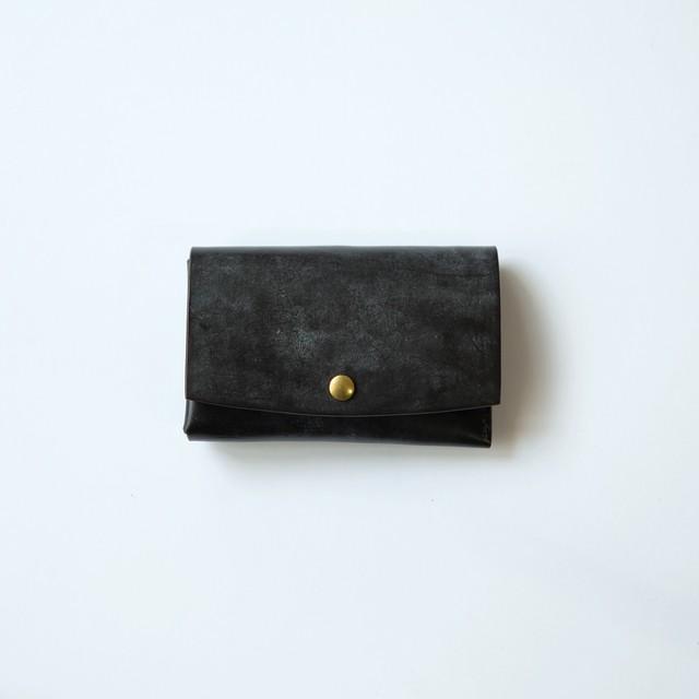 mini wallet - ブライドル -  bridle leather - br
