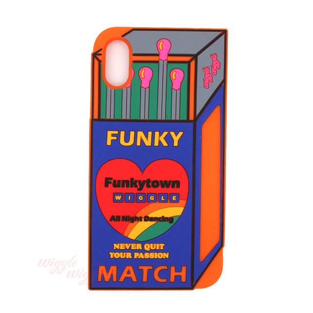 Funky cace - Match