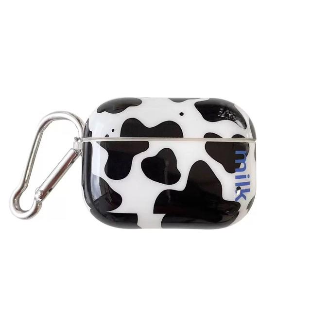 [新商品]cow pattern airpods case PD2828