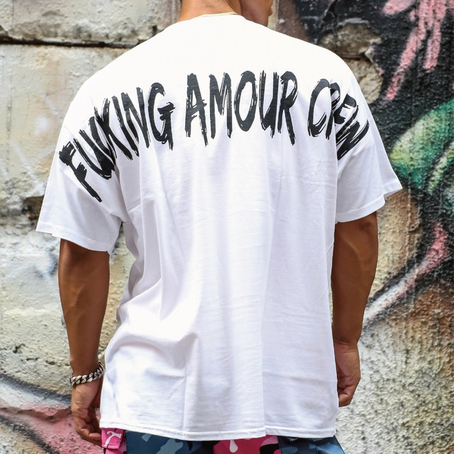 SS TEE FUCKING AMOUR CREW