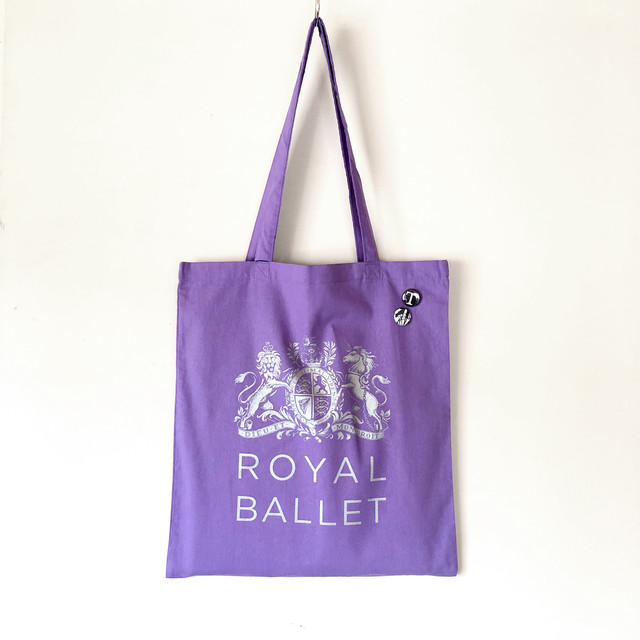 Royal Ballet Remade tote bag / TB-004PL