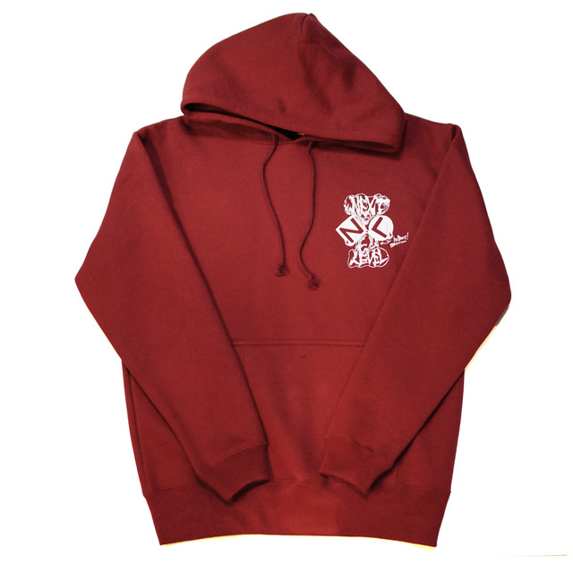 NEXT LEVEL HOODIE (BURGUNDY)