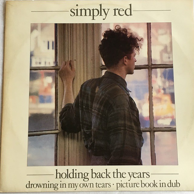 【12inch・英盤】Simply Red / Holding Back The Years