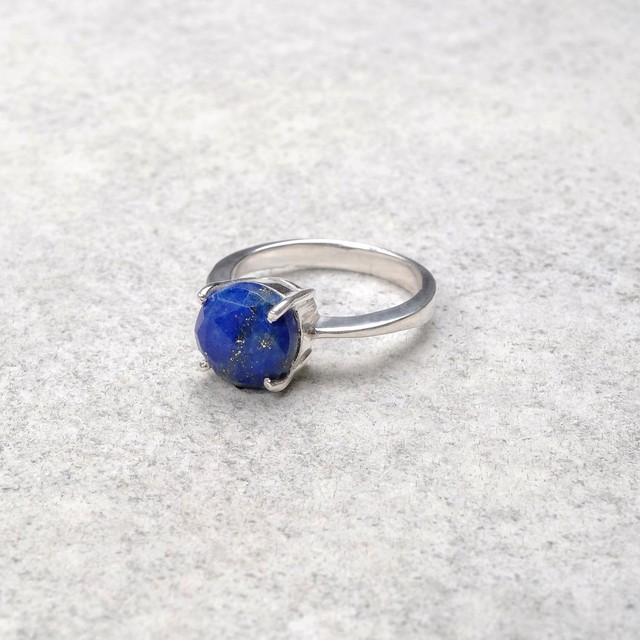 SINGLE STONE NON-ADJUSTABLE RING 102