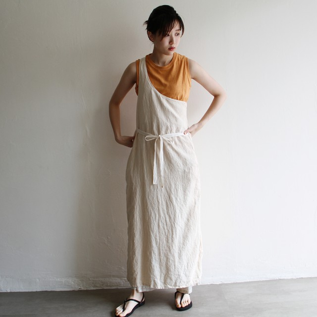 OUTIL【 womens 】robe lepine check
