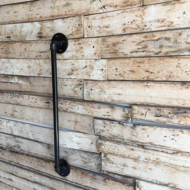 TOPANGA ウォーターパイプハンガー 1/2' W50cm