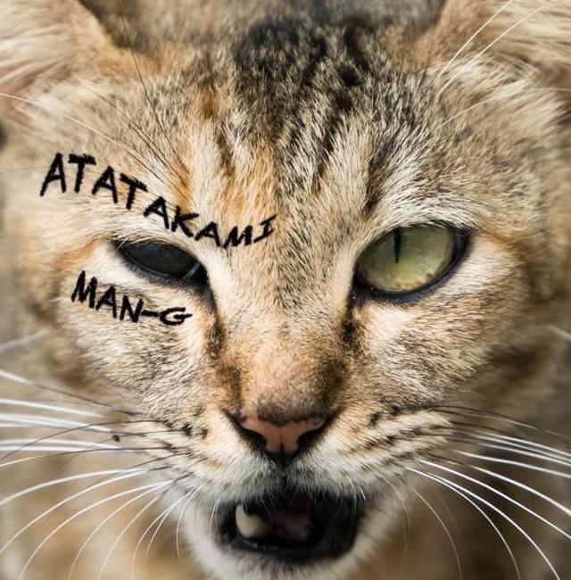 【MAN-G】ATATAKAMI[CD]