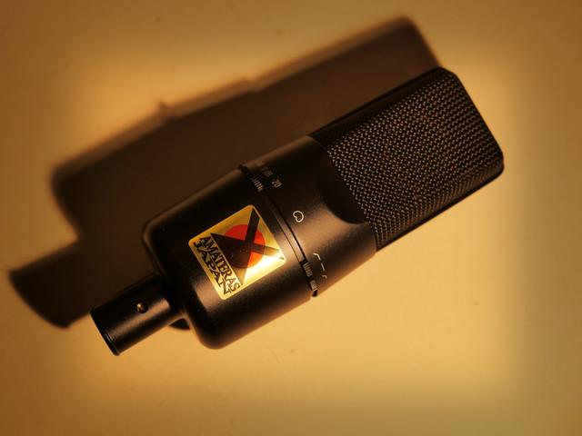 Condenser Microphone / AMATERAS 8097[S]シンプルセット