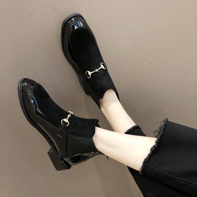 ソックスブーツ ハイカットブーツ 靴下シューズ SHS350508